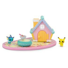 Pokemon Girl's Garden House