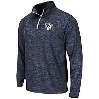 Men's Campus Heritage BYU Cougars Action Pass Quarter-Zip Pullover