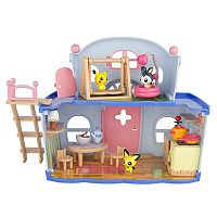 Pokemon Petite Pals House Party Playset by Tomy
