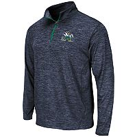 Men's Campus Heritage Notre Dame Fighting Irish Action Pass Quarter-Zip Pullover