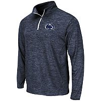 Men's Campus Heritage Penn State Nittany Lions Action Pass Quarter-Zip Pullover
