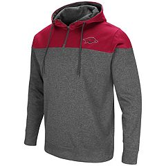 Men's Campus Heritage Arkansas Razorbacks Top Shot Hoodie