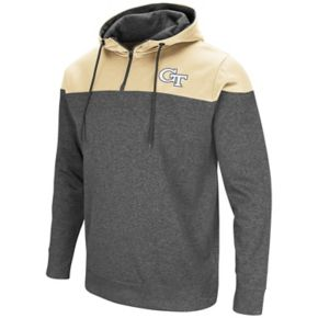 Men's Campus Heritage Georgia Tech Yellow Jackets Top Shot Hoodie