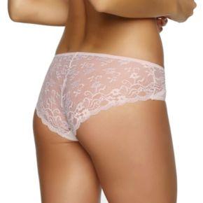 Jezebel Charming Lace Back Hipster Panty 730046