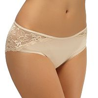Jezebel Charming Lace Back Hipster Panty 730046