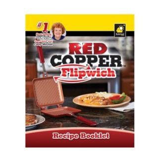 As Seen on TV Red Copper Flipwich