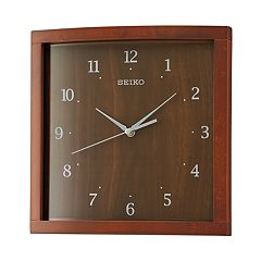 Seiko Wooden Wall Clock - QXA675ZLH