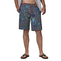 Men's Vans Floral Tye Shorts
