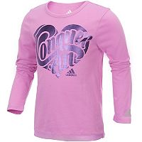 Girls 7-16 adidas Criss-Cross Graphic Tee