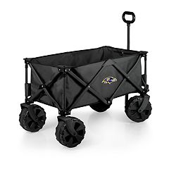 Picnic Time Baltimore Ravens All-Terrain Adventure Wagon