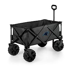 Picnic Time Carolina Panthers All-Terrain Adventure Wagon