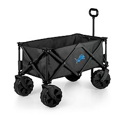 Picnic Time Detroit Lions All-Terrain Adventure Wagon