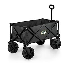 Picnic Time Green Bay Packers All-Terrain Adventure Wagon