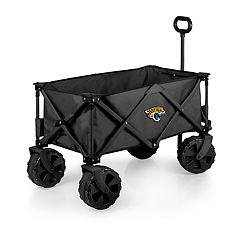 Picnic Time Jacksonville Jaguars All-Terrain Adventure Wagon