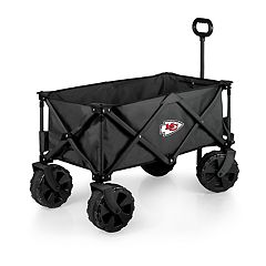 Picnic Time Kansas City Chiefs All-Terrain Adventure Wagon