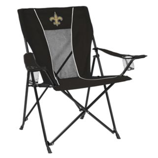 Adult Logo Brand New Orleans Saints Game Time Portable Folding Chair