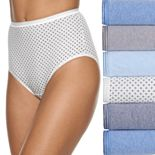 Women's Fruit of the Loom® Signature 6-pack Ultra Soft Briefs 6DUSKBR