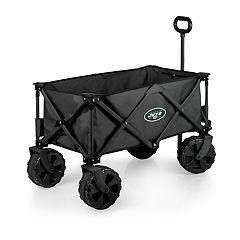 Picnic Time New York Jets All-Terrain Adventure Wagon