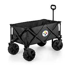 Picnic Time Pittsburgh Steelers All-Terrain Adventure Wagon