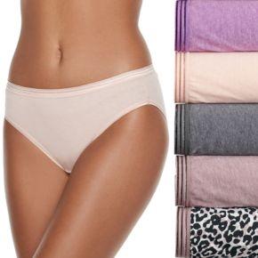 Fruit of the Loom Ultra Soft 5-pack + 1 Bonus Bikini Panties 6DUSKBK