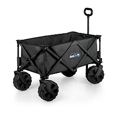 Picnic Time Seattle Seahawks All-Terrain Adventure Wagon