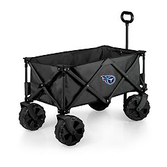 Picnic Time Tennessee Titans All-Terrain Adventure Wagon