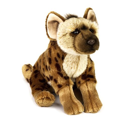 National Geographic Hyena Plush By Lelly