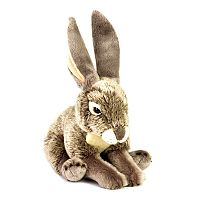 National Geographic Jack Rabbit Plush by Lelly