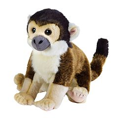 National Geographic Squirrel Monkey Plush by Lelly