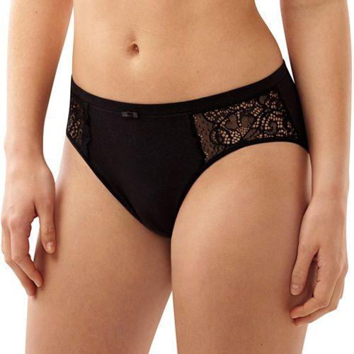 Bali Cotton Desire Hi-Cut Brief DFCD62 - Women's
