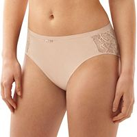 Bali Cotton Desire Hi-Cut Brief DFCD62 - Women's