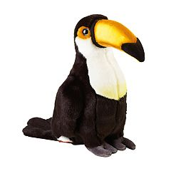 National Geographic Toucan Plush by Lelly