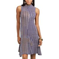 Women's Chaps Sleeveless Print Jersey Dress