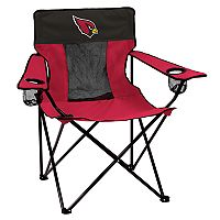 Adult Logo Brand Arizona Cardinals Elite Portable Folding Chair
