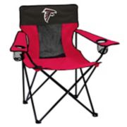 Adult Logo Brand Atlanta Falcons Elite Portable Folding Chair