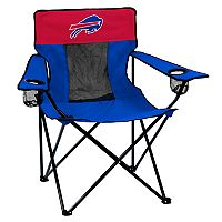 Adult Logo Brand Buffalo Bills Elite Portable Folding Chair