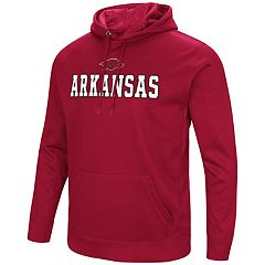 Men's Campus Heritage Arkansas Razorbacks Sleet Pullover Hoodie