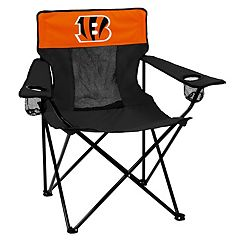 Adult Logo Brand Cincinnati Bengals Elite Portable Folding Chair