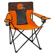 Adult Logo Brand Cleveland Browns Elite Portable Folding Chair