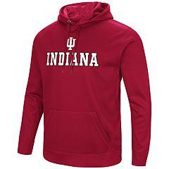 Men's Campus Heritage Indiana Hoosiers Sleet Pullover Hoodie