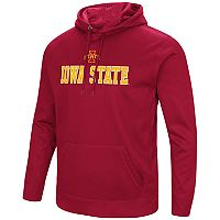 Men's Campus Heritage Iowa State Cyclones Sleet Pullover Hoodie