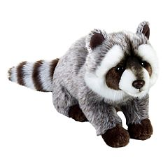 National Geographic Raccoon Plush by Lelly