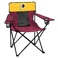 Adult Logo Brand Washington Redskins Elite Portable Folding Chair