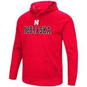 Men's Campus Heritage Nebraska Cornhuskers Sleet Pullover Hoodie