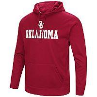 Men's Campus Heritage Oklahoma Sooners Sleet Pullover Hoodie
