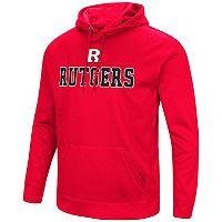Men's Campus Heritage Rutgers Scarlet Knights Sleet Pullover Hoodie