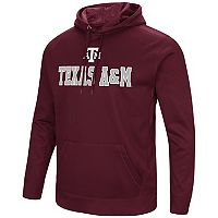 Men's Campus Heritage Texas A&M Aggies Sleet Pullover Hoodie