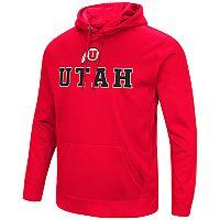 Men's Campus Heritage Utah Utes Sleet Pullover Hoodie