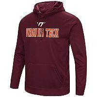Men's Campus Heritage Virginia Tech Hokies Sleet Pullover Hoodie