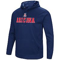 Men's Campus Heritage Arizona Wildcats Sleet Pullover Hoodie